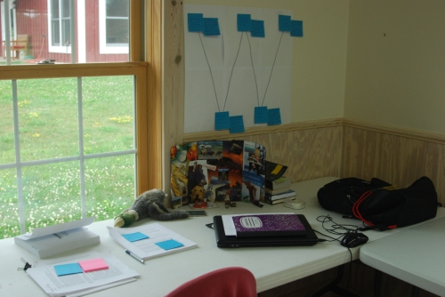 1-Creating the Story Board at MISA