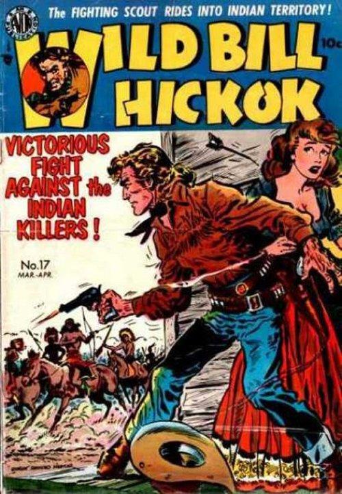 wild_bill_hickok_comic_book