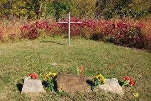 The Unmarked Graves of Rock Creek