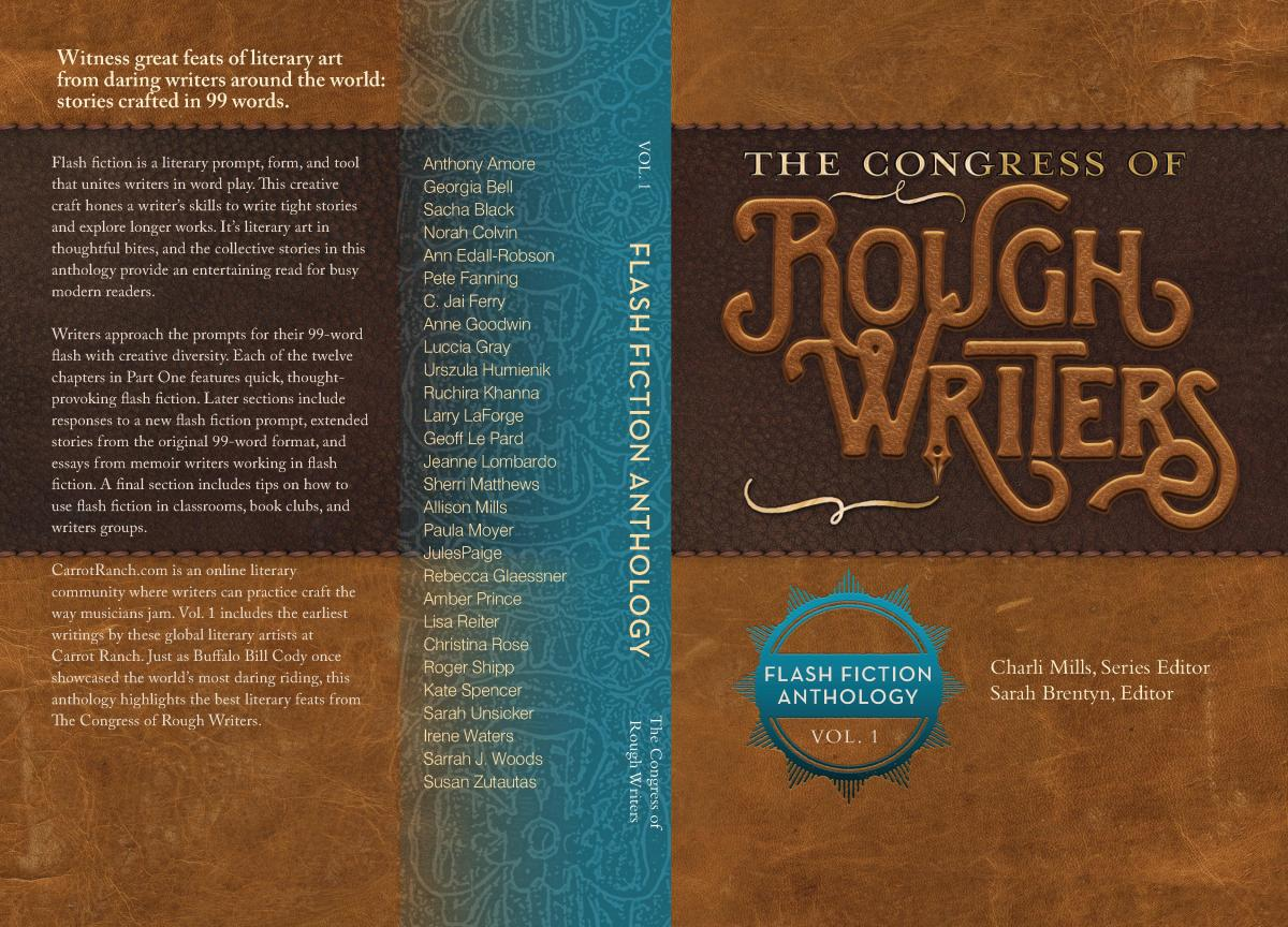 The Congress of the Rough Writers Vol. 1 @Charli_Mills