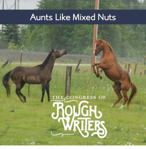 Aunts Like Mixed Nuts