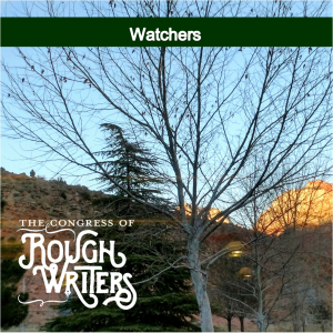 Watchers at Carrot Ranch by the Rough Writers & Friends @Charli_Mills