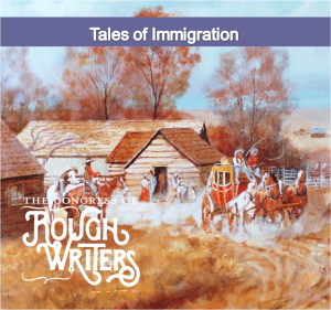 Tales of Immigration by the Rough Writers & Friends @Charli_Mills
