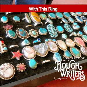 With This Ring by the Rough Writers & Friends @Charli_Mills