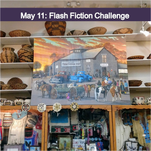 May 11 Flash Fiction Challenge, Carrot Ranch, @Charli_Mills