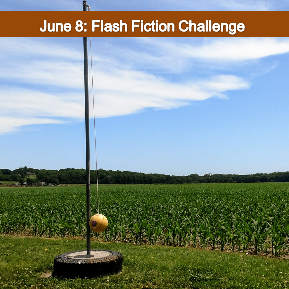 June 8: Flash Fiction Challenge