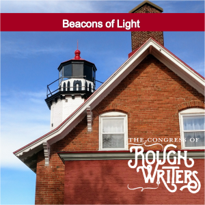 Beacons of Light by the Rough Writers & Friends@Charli_Mills