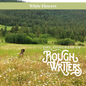 White Flowers by the Rough Writers & Friends @Charli_Mills