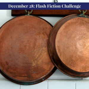 January 4 Flash Fiction Challenge by @Charli_Mills