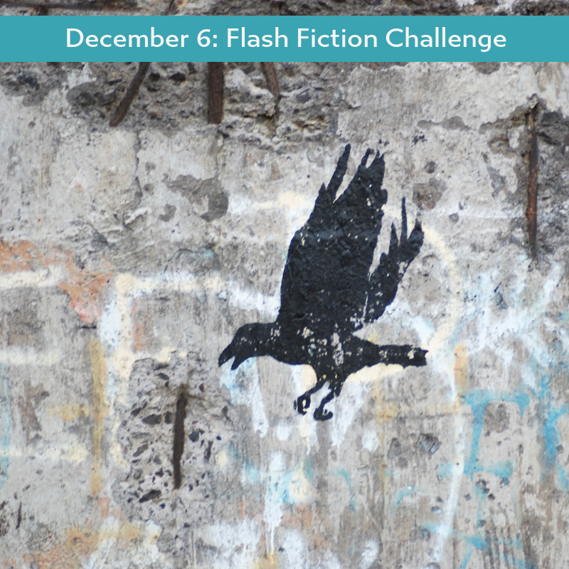 December 6: Flash Fiction Challenge