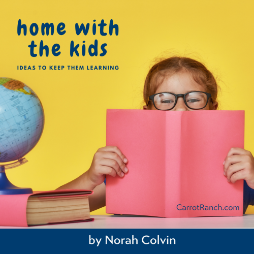 Home with the Kids by Norah Colvin