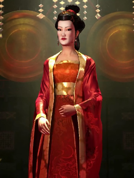Wu Zetian Civ