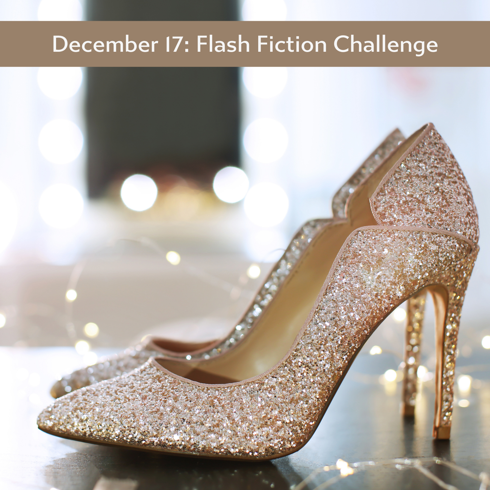 Carrot Ranch flash fiction prompt Stilettos